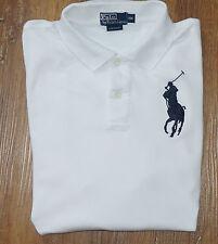Ralph Lauren Polo Shirt Gr.2XL weiss TOP!!