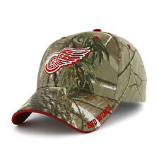 Detroit Red Wings 47 Brand Frost Hat Adjustable Cap Real Tree