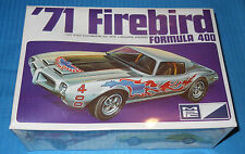 Rare MPC 71 Firebird Formula 400-3 in 1-7115-200 Sealed Box  Model Car Swap Meet