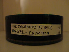 The Incredible Hulk (2008) 35mm movie trailer film collectible SCOPE 2min 30sec