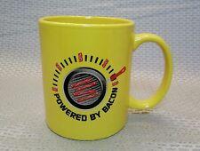 Powered By Bacon Mug Coffee Cup