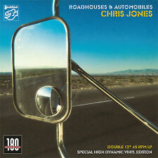 * STOCKFISCH - SFR357.8027 - CHRIS JONES - ROADHOUSES -45rpm - 180 GRAMS - 2LP *