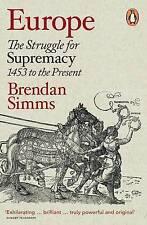 Europe, Brendan Simms