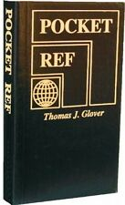 Pocket Ref 4th Edition by Thomas Glover, Paperback, New, Free Shipping
