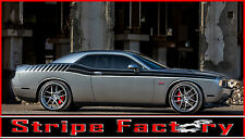 DODGE CHALLENGER DUEL FULL FS GRAPHIC DECAL 2011 2012 2013 2014 STRIPE DECAL