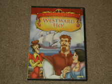 WESTWRD Ho! (DVD, Movie, Children, Animated, Classic Fables, Full Screen)