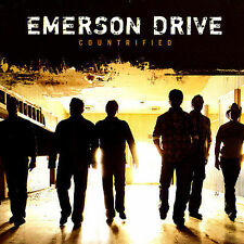 Countrified by Emerson Drive (CD, Aug-2006, Midas Records) excellent condition