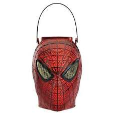 Amazing Spider-Man Spiderman Folding Treat Candy Pail Bucket Halloween