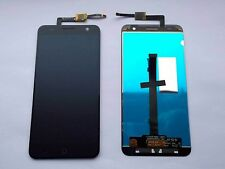 "Black ZTE BLADE V7 5.2"" LCD Display Touch Screen Digitizer Unit Assembly - UK-"