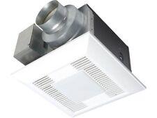 PANASONIC FV-08VQL6 WhisperLite 80 CFM Ventilation Fan with Light