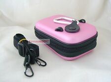 Camera Case For Kodak M550 M552 M565 M575 M577 M580 M583 SLICE Sport Touch Pink