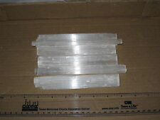 White Selenite Gypsum Wands 6-9 Inches 1 lb Lots Wholesale Orgone Supplies