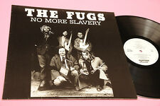THE FUGS LP NO MORE SLAVERY ORIG DENMARK MINT DIFF COVER !!!!!!!!!!!!!!