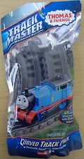 Trackmaster Revolution Thomas & Friends ~ Curved Track Pack 10 Pieces