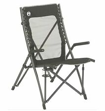 NEW! COLEMAN Comfortsmart Suspension Camping Chair w/ Mesh Back,Bag & Cup Holder