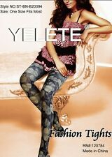 Yelete Womens Face Mask Nylon Tights Hosiery Pantyhose Stockings NEW A1