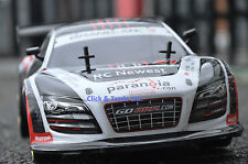 AUDI R8 STYLE 4WD DRIFT Radio Remote Control CAR RC Drift Car in Scala 1:10