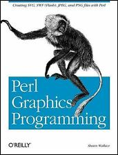 Perl Graphics Programming : Creating SVG, SWF (Flash), JPEG and PNG Files...