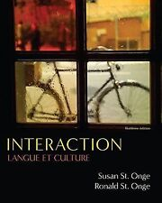 Available Titles ILrn Heinle Learning Center Ser.: Interaction : Langue et...