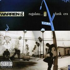 Regulate G-Funk Era - Warren G (1994, CD NEUF) Explicit Version