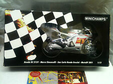 MINICHAMPS 1 12 HONDA SIMONCELLI GP 2011 L.E. 6658 pcs. FREE SHIPPING WORLDWIDE
