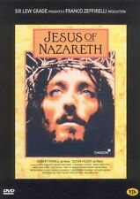 THE BIBLE COLLECTION (NEW) Jesus Of Nazareth (1977) DVD (Sealed)