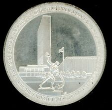 US United Nations Russia - UN 25 Anniversary Silver Medal Coin 1945 - 1970 Proof