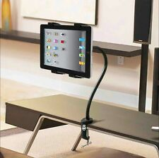 Universal Bed, Car, Desk, Chair 360ºAdjustable Mount for iPad, Samsung Tablet PC