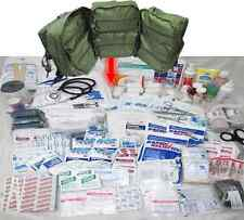 Coreman M17 Medic Bag Trauma First Aid Kit Stocked Military Medic Survival Gear.