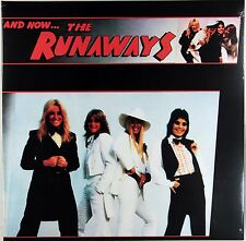 The Runaways - And Now... The Runaways (Record Store Day Limited Vinyl LP) New