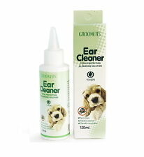 Dog Ear Cleaner Groomers Pet Clean Safety Silicon 120ml Puppy Health Care noo