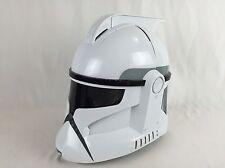Star Wars Clone Storm Trooper Talking Voice Changer Helmet Mask EUC Hasbro