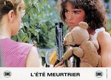 ISABELLE ADJANI L'ÉTÉ MEURTRIER 1983 PHOTO D'EXPLOITATION #2