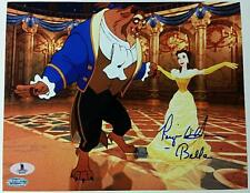 PAIGE O'HARA Signed 8x10 Photo #3 BEAUTY AND THE BEAST Auto w/ Beckett BAS Coa