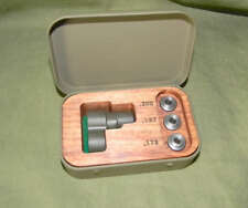 """Deluxe Adjustable """"Pops'"""" M1 Garand Blank Adapter Kit W/ Carrying Case"""