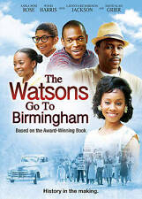 The Watsons Go to Birmingham (DVD, 2013) NEW SEALED, SKU 1801