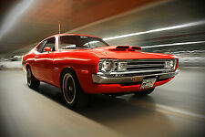 """Dodge Super Bee Muscle Car (8) New 24"""" x 36"""" poster USA Seller"""
