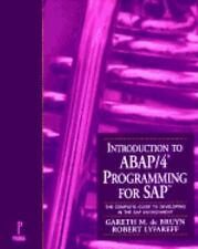Introduction to ABAP/4 Programming SAP by Robert Lyfareff (1996, Paperback)