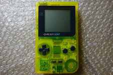 Console GameBoy Light Clear Yellow Toys'r us Limited Edition Nintendo Japan