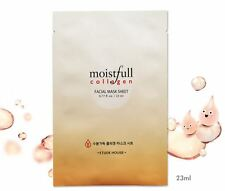 New Etude House Moistfull Collagen Mask Sheet * 7 sheets