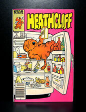 COMICS: Marvel: Heathcliff #5 (1985) - RARE (spiderman/thor/avengers)