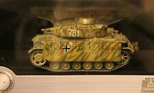 DRAGON ARMOR 60647 Die-Cast Model Pz.Kpfw.III GERMAN Tank 1:72 Scale Ready Made