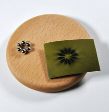 Japanese Magnetic Field Viewer Film, 50*80mm Pattern Viewing Card for Buckyballs