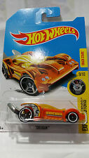 HOTWHEELS 9/10 TRACK STARS EXPERIMOTORS TOOLIGAN TREASURE HUNT T-HUNT TH TOOLS