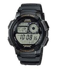CASIO AE-1000W-1A BLACK WATCH FOR MEN - COD + FREE SHIPPING
