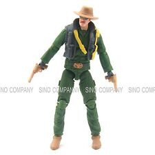Movie Toy GI JOE WILD BILL 25th Anniversary 4in. Action Figures 2008 Collection