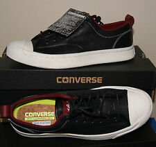 NEW AUTHENTIC CONVERSE JACK PURCELL M-SERIES TUMBLED LEATHER OX MEN'S US 7