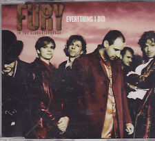 Fury In The Slaughterhouse-Everything I Did cd maxi single