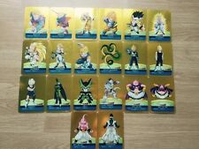 Lamincards Special Card Carte Dbz Part 3 Gold Lot De 20 Dragon Ball Z Card