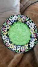 "MALING Collectable Primrose Pattern Plate Decorative 7.5"" Diameter"